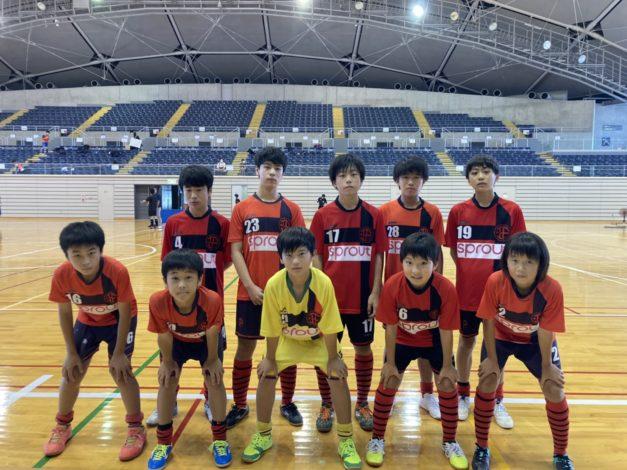 U-15フットサル全日本選手権大会埼玉県予選