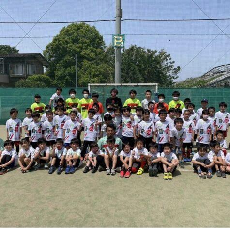 ジュニア/キッズサッカーフェスタ開催報告