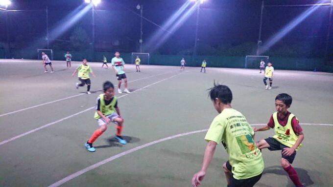 U-12ノーコーチング&ノーレフェリー リーグ開催します。